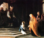 Mary Presented in Temple